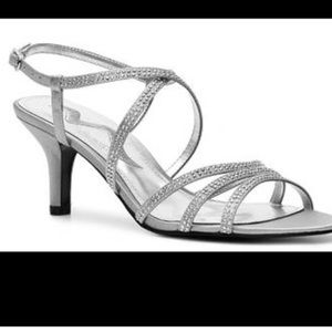 Rhinestone Stud Shoes